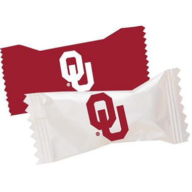 Oklahoma Sooners Sports Mints (7 oz. bags, 12 ct.)