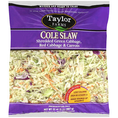 Taylor Farms� Cole Slaw - 2 lb.