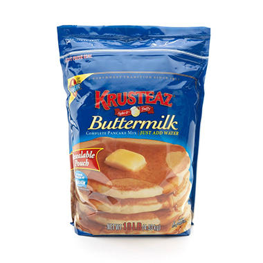 Krusteaz® Buttermilk Pancake Mix - 10 lb.