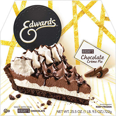 Edwards� Hershey's� Creme Pie - 25.5 oz.