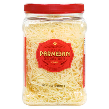 Aritoni Shredded Parmesan Cheese (24 oz.)