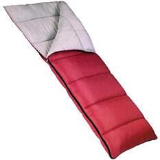 Aldi 40 Degree Kids Summer Sleeping Bag - Red
