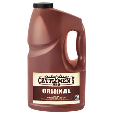 Cattlemen's� Barbecue Sauce - 1 gallon jug