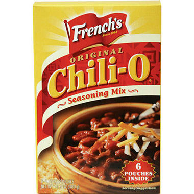 French's® Chili-O® Seasoning Mix - 6/1.75oz