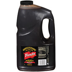 French's Worcestershire Sauce (1 gallon jug)