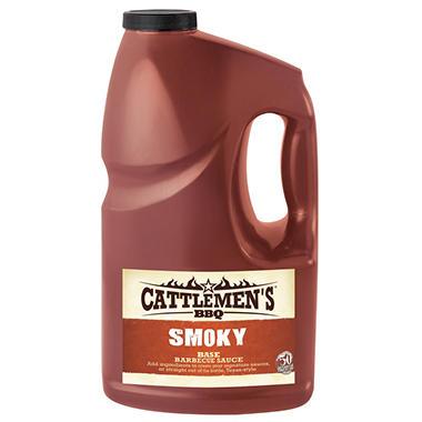 Cattlemen's® Smoky Barbecue Sauce - 1gal - Sam's Club