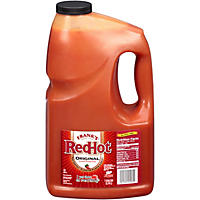 Frank's® Red Hot Cayenne Pepper Sauce - 1 gal.