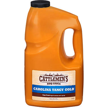 Cattlemen's® Gold® Barbecue Sauce - 1gal