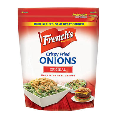 French's French Fried Onions - 1.5 lbs