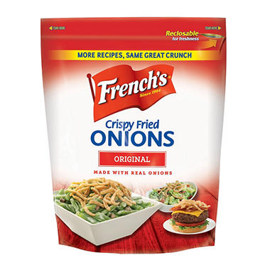 French's French Fried Onions Original (1.5 lb.)