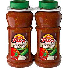 Pace® Picante Sauce - Mild - 2/38 oz.