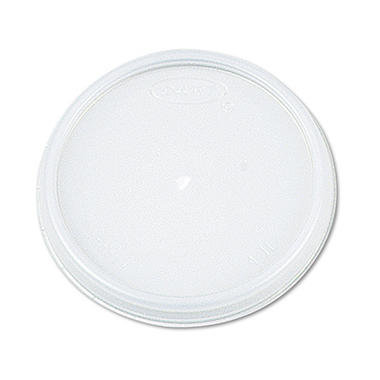 Dart Plastic Vented Lids for 8 oz., 12 oz. and 16 oz. Hot/Cold Foam Cups (1000 ct.)