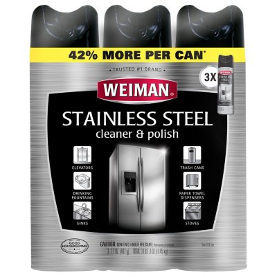 Steel Cleaners & Polishes