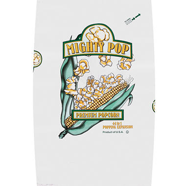Mighty Pop™ Premium Popcorn - 50 lb. bag