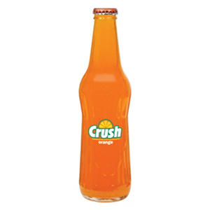 Crush Orange Soda (12 oz. bottle, 24 pk.)