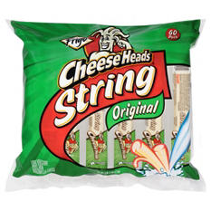 Frigo CheeseHeads Original String Cheese (60 ct.)