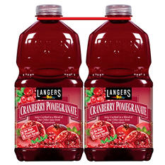 Langers Cranberry Pomegranate Juice Cocktail (64 oz., 2 pk.)