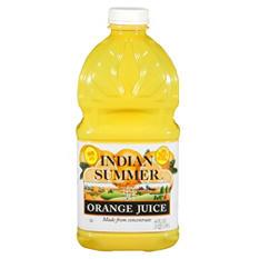 Indian Summer Orange Juice (64 oz., 8 pk.)