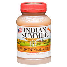 Indian Summer Old Fashioned Cinnamon Applesauce (12 pk., 24 oz.)