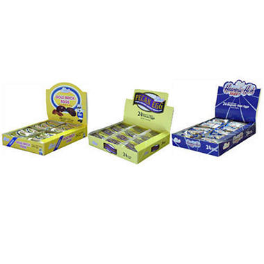 Elmers Gold Brick, Heavenly Hash, Pecan Eggs - 24 ct.