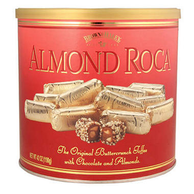 Almond ROCA� Buttercrunch Toffee - 42 oz.