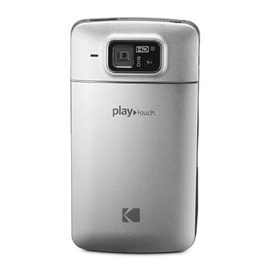 Kodak PlayTouch HD Video Camera - Chrome