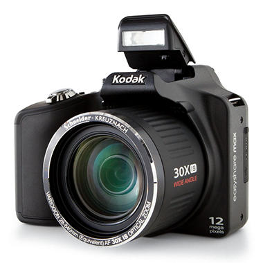Kodak Z990 12MP Digital Camera with 30x Optical Zoom