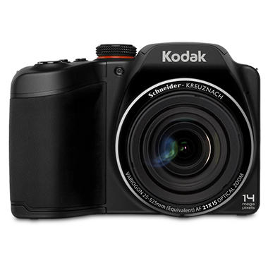 Kodak Z5010 14MP Digital Camera with 21x Optical Zoom