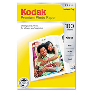 Kodak Premium Photo Paper