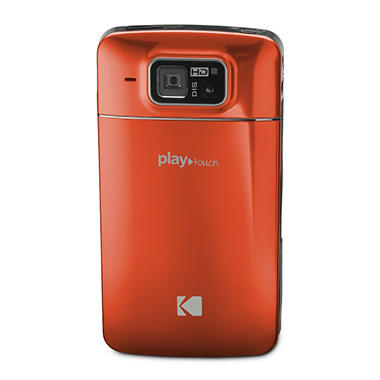 Kodak PlayTouch HD Video Camera - Orange