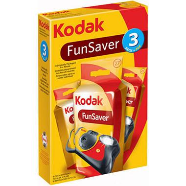 Kodak FunSaver - 3pk