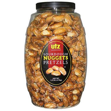 Utz Nugget Barrel - 3.25 LB