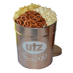 Utz Snack Lover's Gift Tin (51 oz.)