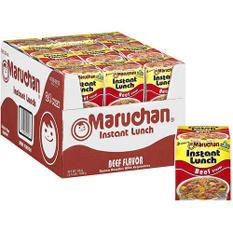 Maruchan Instant Lunch Beef Flavor - 24/2.25oz