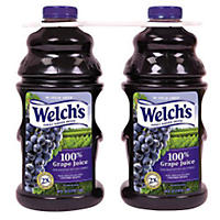 Welch's 100% Grape Juice - 2/64 oz.