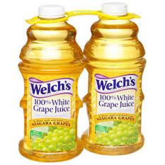 Welch's 100% White Grape Juice - 2/64 oz.