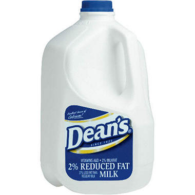 Dean's� 2% Reduced Fat Milk - 1 gallon jug