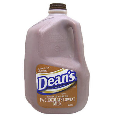 deans 1 chocolate milk 1 gal sams club