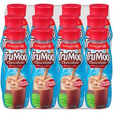 TruMoo Chocolate Whole Milk  (12 fl. oz., 12 pk.)