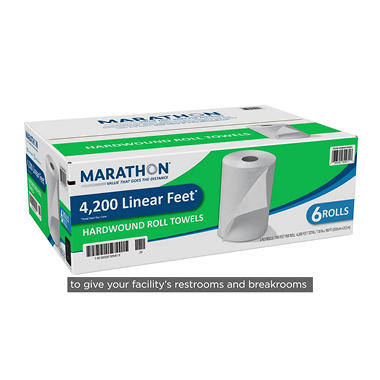 Marathon - C Fold Paper Towels - 2,400 Towels
