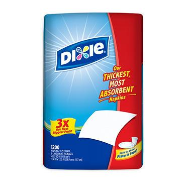 Dixie - Paper Napkin - 11.4