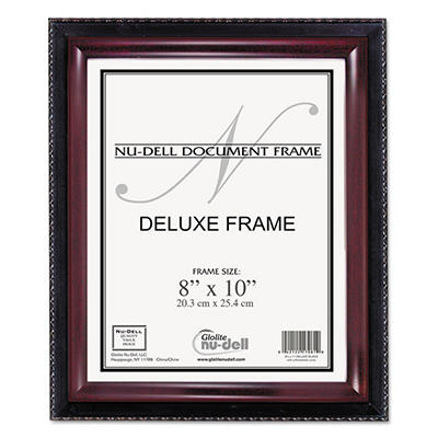 Nu-Dell Executive Document Frame