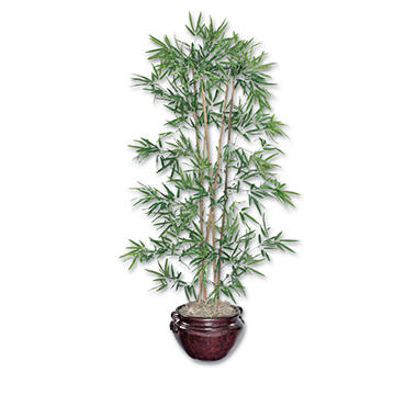 Nu-Dell Artificial Bamboo Tree - 6 '