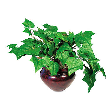 Nu-Dell Medium Mixed Greens Plant Containers