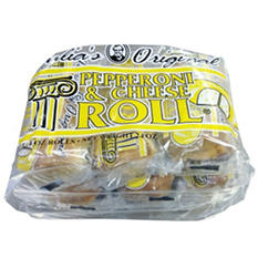 Julia's Original Pepperoni and Provolone Cheese Roll (6 pk.)