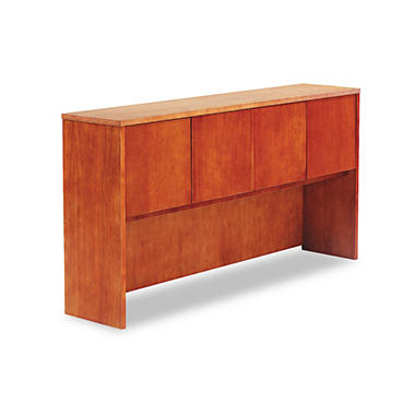 Alera Verona Veneer Series Storage Hutch