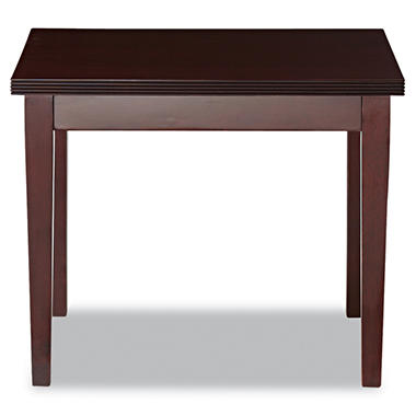Alera Verona Series Occasional Table -  Mahogany