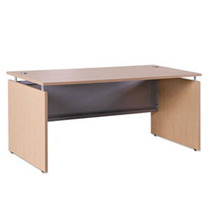 "Alera 66"" SedinaAG Series Straight Front Desk Shell, Select Color"