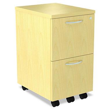 Alera - SedinaAG Series Mobile File/File Pedestal, 15-5/8