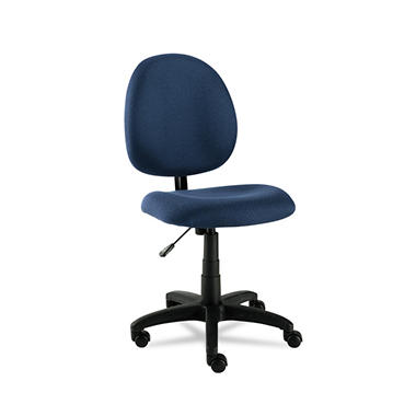 Alera Essentia Series Swivel Task Chair - Blue